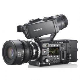 Location de caméras 4K Sony PMW-F55 à Montréal